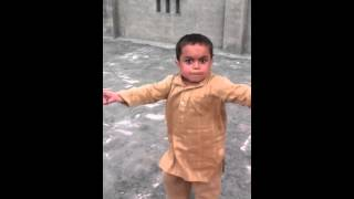 Cover images Little Kid Dancing!