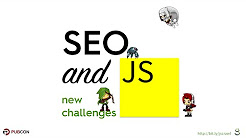 SEO and JavaScript: New Challenges