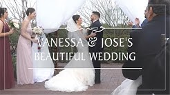Vanessa & Jose's Beautiful Wedding