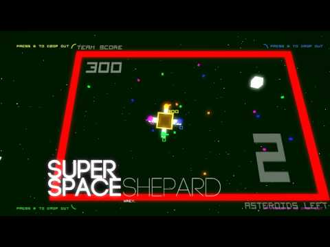 Super Space__ | DigiPen Institute of Technology