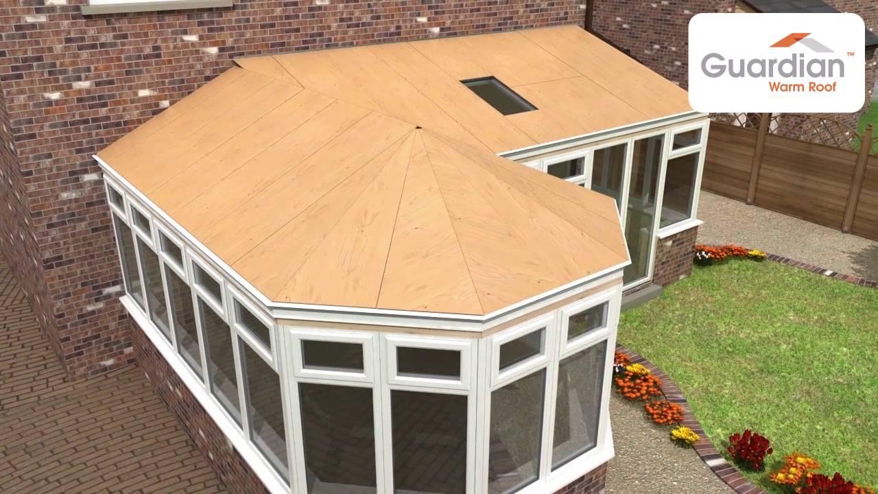 Seris Guardian Roofs Installation Video