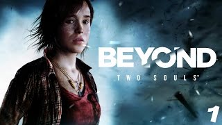 EL COMIENZO DEL MISTERIO | Beyond Two Souls (1) - JuegaGerman
