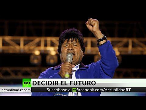 RT en Español: Evo Morales: