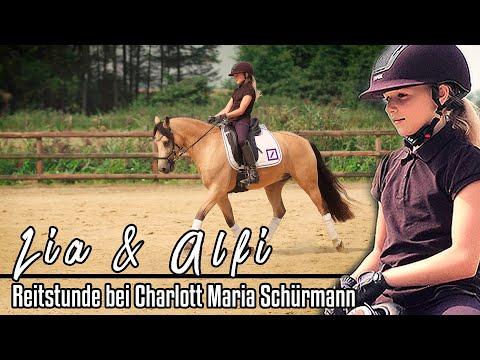 Lia & Alfi | Mini-Mentée-Projekt | Deutsche Bank Reitsport-Akademie