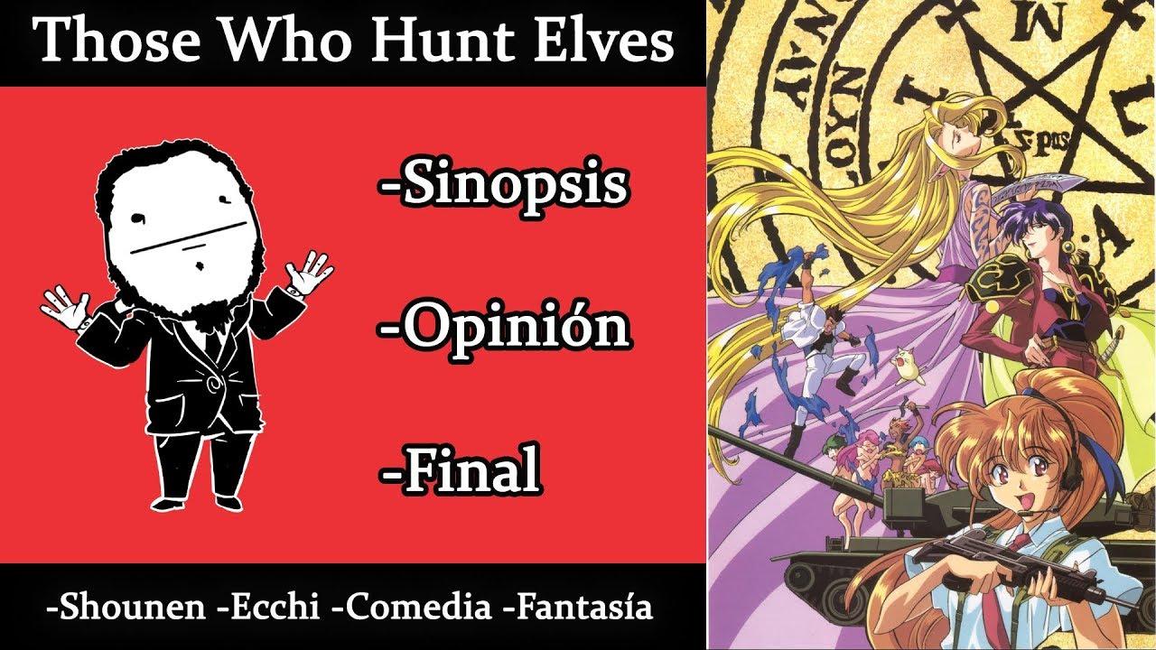 Those Who Hunt Elves | Anime y Manga | Finalizado