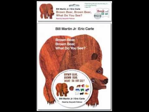 brown bear audiobook