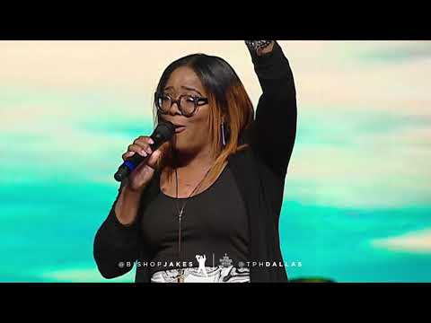 Oh How We Love You! Tonya Baker and the Potters House Worship Team