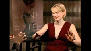 Rock, Paper, Scissors with Jane Eyre (Mia Wasikowska)