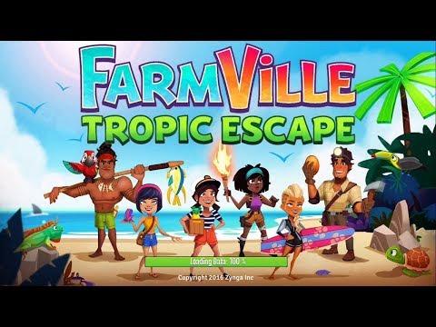 Farmville Tropic Escape Cheats For IOS Non-Jailbroken Devices