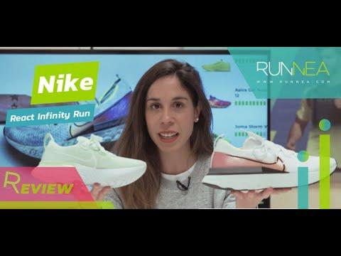Nike React Infinity Run Review: Evita lesiones con las zapatillas más versátiles de Nike