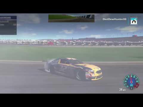 NASCAR Heat Evolution Crash Compilation |