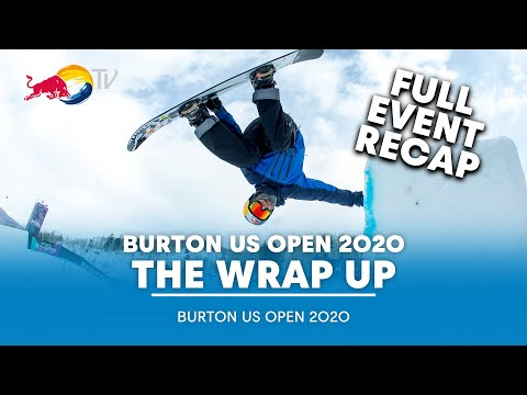 Highlights From Burton US Open 2020 | The Wrap Up