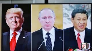 Se Prepara una Alianza Rusia-Estados Unidos para Luchar contra China