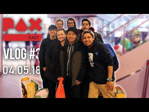 CLUT CREW GOES TO NYC | PAX East Vlog #3