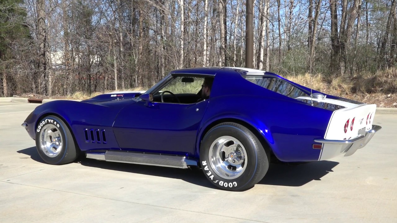 135877 1969 Chevrolet Corvette Youtube