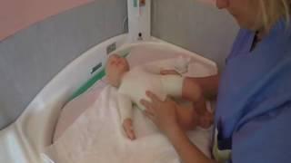 La cura del neonato:  un video didattico per la famiglia