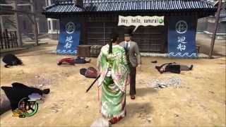 Way of the Samurai 4 Gameplay (PC HD) [1080p]
