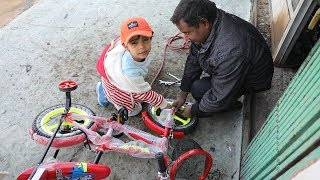 شرينا دراجه جديده وبنشر الكفر حقها !!