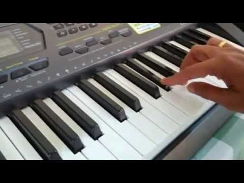Dastaan E Om Shanti Om Piano Cover