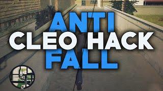 [SAMP 0.3.7] CLEO Anti Fall - NoFall.cs ● Belciuu