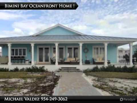 Bimini Bay Oceanfront Dream !