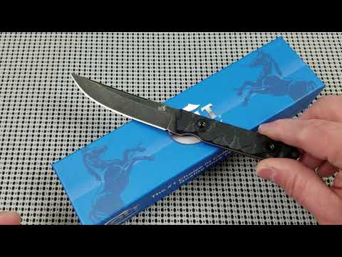 "Colt CT673 ""Yoroidoshi"" fixed blade. Japanese inspired, budget offering."