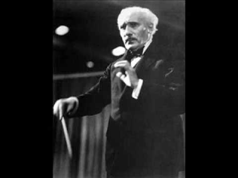 Arturo Toscanini conducts the Mefistofele Prologue Part 2
