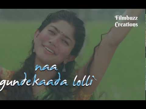 Sai pallavi Fabulous dance for Hey PillagaadaSongin fidha movie