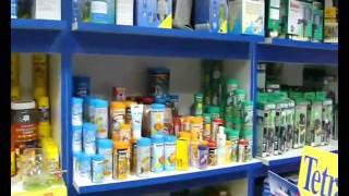 Аквариум - Корма для рыбок и аквариумные препараты
