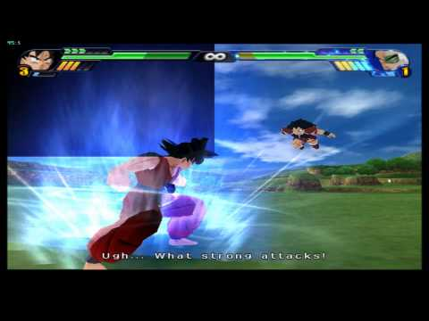 Dragon Ball Z Budokai Tenkaichi 3 with dolphin [On intel gma x3100]