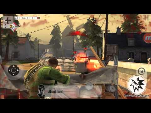Spartonzhevaize Plays Brothers In Arms 3D