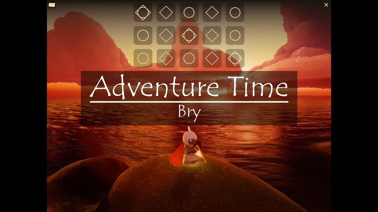 Sky Children Of The Light Adventure Time By Bry Cover N Youtube