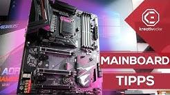 DARAUF sollte man beim Kauf des MAINBOARDS achten! | Gigabyte Z370 AORUS Ultra Gaming 2.0 - OP