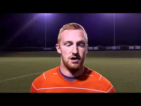 Conor Hurley Interview - Memphis Over Missouri State, 1-0