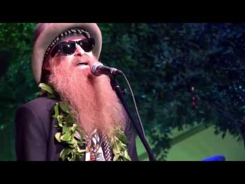 "Willie K and Billy Gibbons with Mick Fleetwood ""I Loved a Woman"""