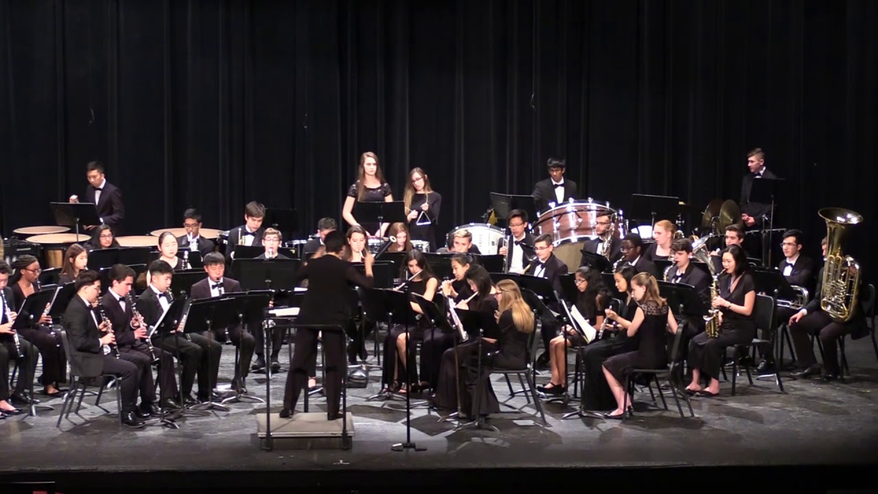 Cherry Hill East 2019 Spring Bands Concert