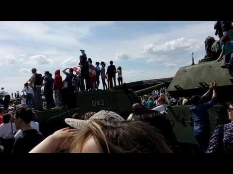 авиашоу тольятти 9 мая 2017