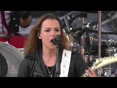 Halestorm - Love Bites live HD