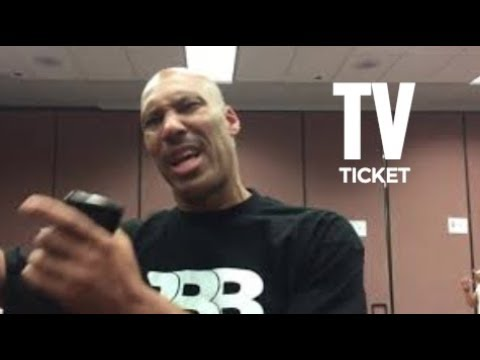 BREAKING NEWS! LAVAR BALL THREATENS LAKERS; SAYS LONZO WILL NOT RE-SIGN IF THEY DON'T SIGN LIANGELO!