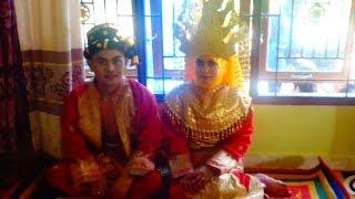 UPA UPA SIPAINGOT Pernikahan M DURONI & FATIJAH Part 1#5