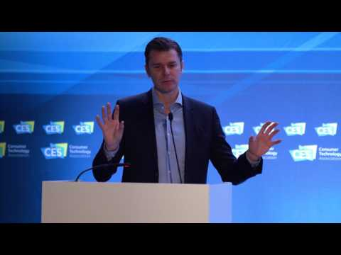 Predictions: The Shakeup in Fintech and Payments @ Digital Money Forum CES 2017