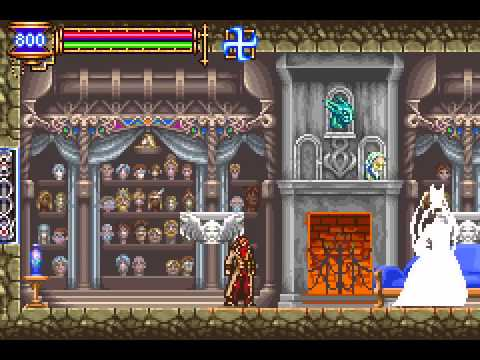 [TAS] GBA Castlevania: Aria Of Sorrow ''Julius, All Bosses'' In 11:33.23 By McBobX