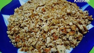 Scrambled Tofu To Use In Multiple Korean Vegan Recipes By Omma's Kitchen