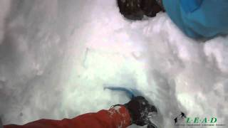 Tree Well Rescue, Inverted Entrapment - Teamwork in British Columbia's South Chilcotin Mountains