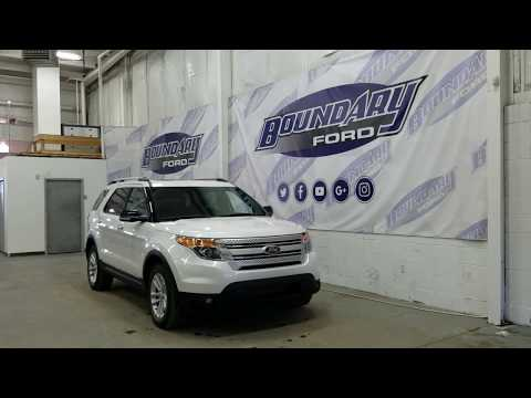 Preowned 2015 Ford Explorer XLT W/ Leather, BLIS, Buckets Overview | Boundary Ford