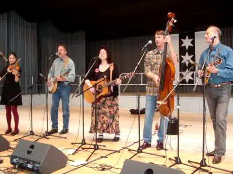 Kathy Kallick Band in Binningen CH 9.5.2010
