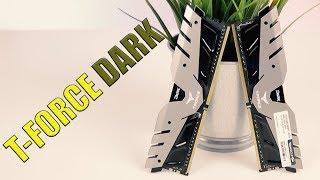 TeamGroup T-Force Dark  3000 MHz CL16 - Naddają się pod AM4?