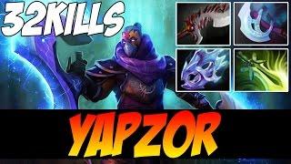 YapzOr Plays Anti-Mage WITH 32 KILLS - 7300 MMR - Dota 2