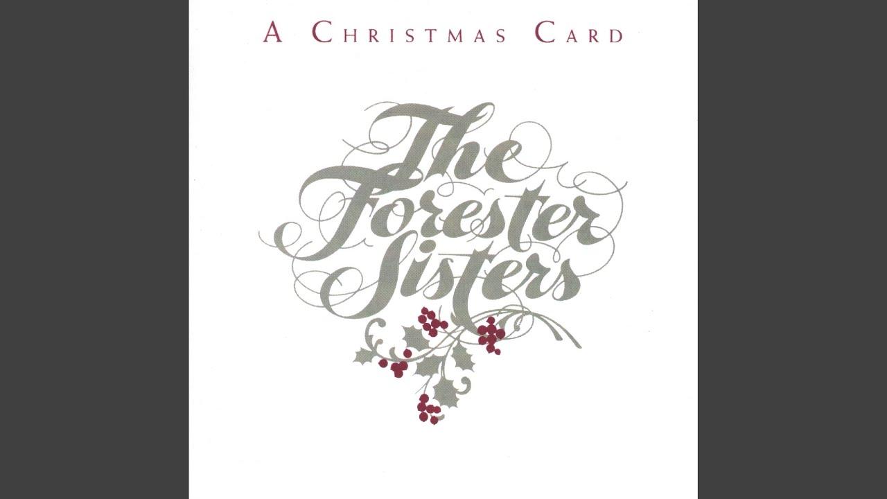 An Old Christmas Card - YouTube