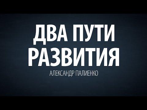 Два пути развития. Александр Палиенко.